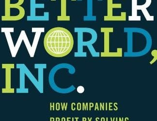 Book Review: A Better World, Inc. by Alice Korngold