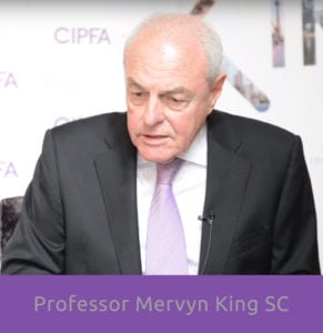 Professor Mervyn King SC